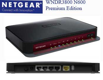 NetGear 3800 Dual Band Router 2 4ghz and 5ghz | The VintageGeek Blog