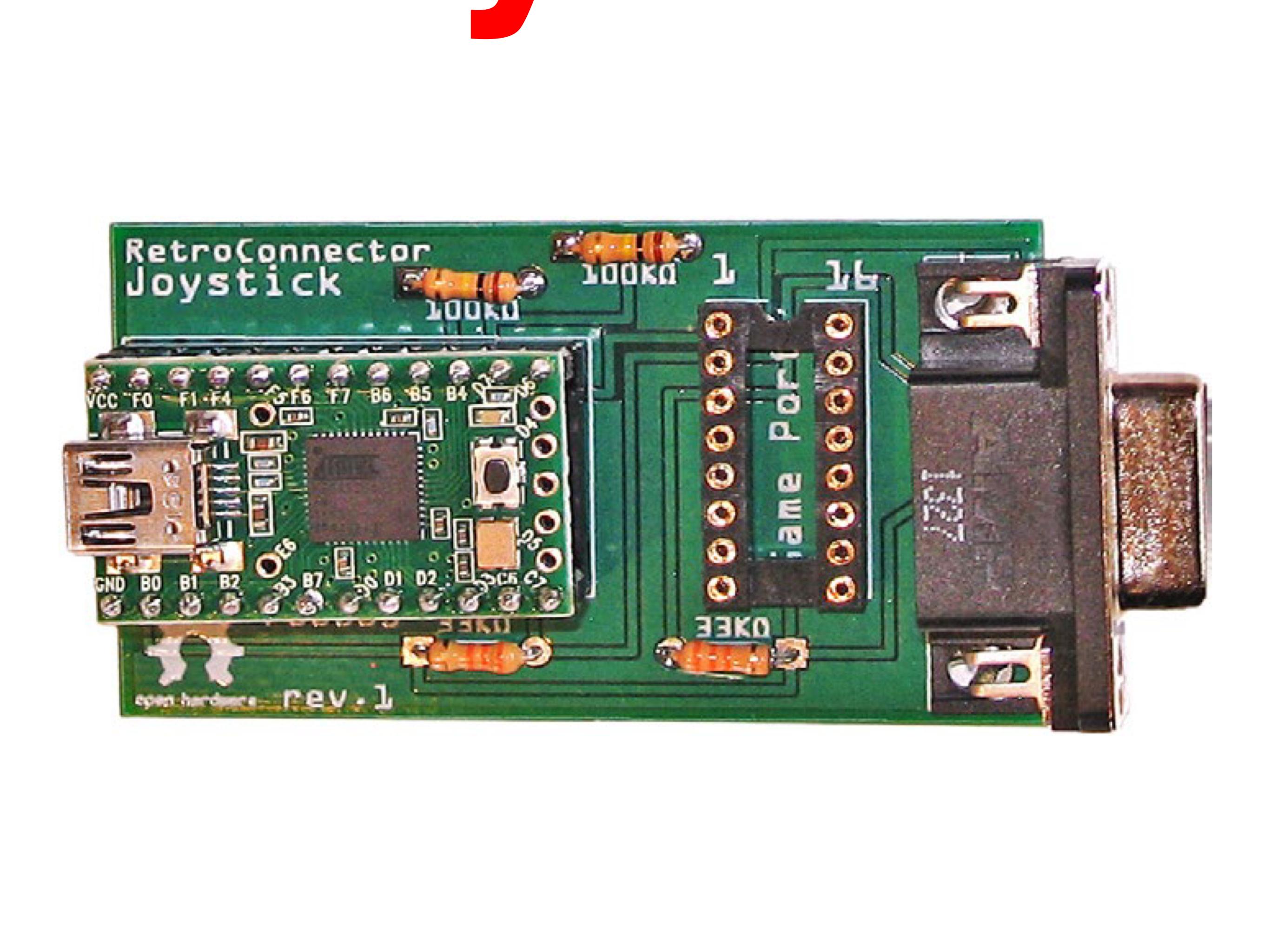 Command Precision Joystick – Apple II   The VintageGeek Blog on